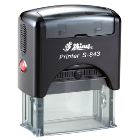 S-853 Shiny Self-Inking Printer